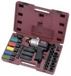 Set di utensili elettrici e pneumatici
