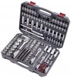 """Set di chiavi a bussola Basic-Line, 1/4"""" + 3/8"""" + 1/2"""", 200 pezzi"""