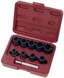Serie estrattori  per dadi rovinati, NiCrMo 10-19 mm